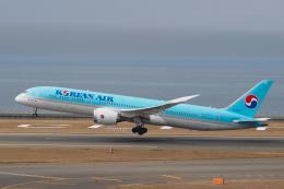 WAiRさんが、中部国際空港で撮影した大韓航空 787-9の航空フォト(飛行機 写真・画像)