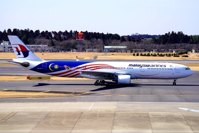 SFJ_capさんが、成田国際空港で撮影したマレーシア航空 A330-323Xの航空フォト(飛行機 写真・画像)