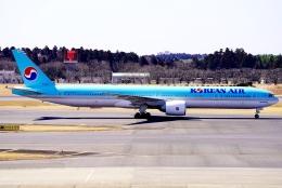 SFJ_capさんが、成田国際空港で撮影した大韓航空 777-3B5/ERの航空フォト(飛行機 写真・画像)