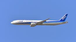 flytaka78さんが、成田国際空港で撮影した全日空 777-381/ERの航空フォト(飛行機 写真・画像)