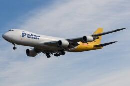 walker2000さんが、成田国際空港で撮影したポーラーエアカーゴ 747-87UF/SCDの航空フォト(飛行機 写真・画像)