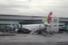 Hiro-hiroさんが、リスボン・ウンベルト・デルガード空港で撮影したTAPポルトガル航空 A330-202の航空フォト(飛行機 写真・画像)