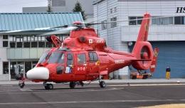 Soraya_Projectさんが、栃木ヘリポートで撮影した宮城県防災航空隊 AS365N3 Dauphin 2の航空フォト(飛行機 写真・画像)