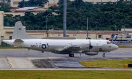 rokko2000さんが、嘉手納飛行場で撮影したアメリカ海軍 EP-3E Orion (ARIES II)の航空フォト(飛行機 写真・画像)