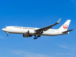 池さん@JA381Aさんが、成田国際空港で撮影した日本航空 767-346/ERの航空フォト(飛行機 写真・画像)