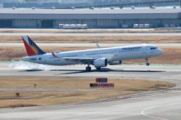 やまモンさんが、羽田空港で撮影したフィリピン航空 A321-271Nの航空フォト(飛行機 写真・画像)