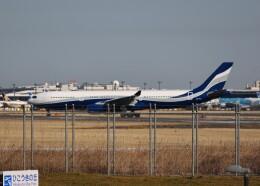 不揃いさんが、成田国際空港で撮影したハイ・フライ・マルタ A330-343Xの航空フォト(飛行機 写真・画像)
