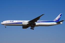 さんごーさんが、成田国際空港で撮影した全日空 777-381/ERの航空フォト(飛行機 写真・画像)