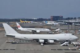 ぬま_FJHさんが、成田国際空港で撮影したアトラス航空 747-4KZF/SCDの航空フォト(飛行機 写真・画像)