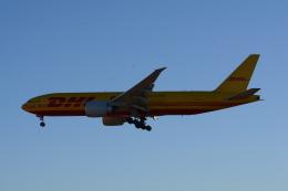 LEGACY-747さんが、成田国際空港で撮影したDHL 777-Fの航空フォト(飛行機 写真・画像)