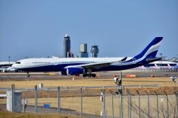 ちかぼーさんが、成田国際空港で撮影したハイ・フライ・マルタ A330-343Xの航空フォト(飛行機 写真・画像)