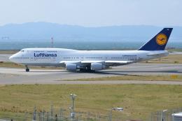Deepさんが、関西国際空港で撮影したルフトハンザドイツ航空 747-430の航空フォト(飛行機 写真・画像)