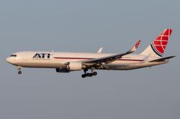 KANTO61さんが、横田基地で撮影したエア・トランスポート・インターナショナル 767-323/ER(BDSF)の航空フォト(飛行機 写真・画像)