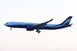 tassさんが、成田国際空港で撮影したハイ・フライ・マルタ A330-343Xの航空フォト(飛行機 写真・画像)