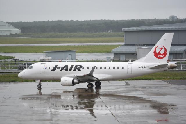 kumagorouさんが、三沢飛行場で撮影したジェイエア ERJ-170-100 (ERJ-170STD)の航空フォト(飛行機 写真・画像)