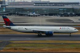 PONαさんが、羽田空港で撮影したデルタ航空 A330-941の航空フォト(飛行機 写真・画像)