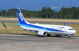 航空フォト:JA63AN 全日空 737-800