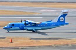 ちかぼーさんが、伊丹空港で撮影した天草エアライン ATR-42-600の航空フォト(飛行機 写真・画像)