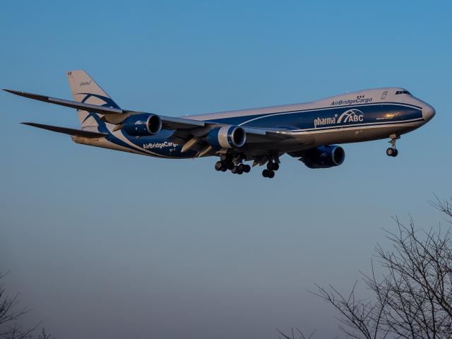 NOCKsさんが、成田国際空港で撮影したエアブリッジ・カーゴ・エアラインズ 747-867F/SCDの航空フォト(飛行機 写真・画像)