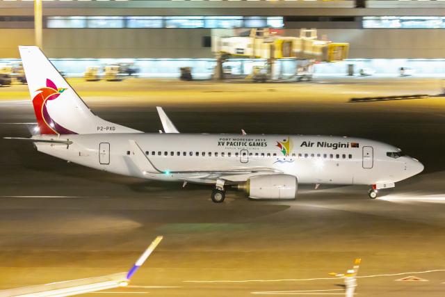 2015年03月14日に撮影されたニューギニア航空の航空機写真