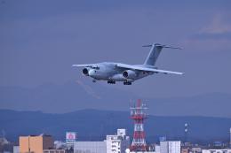 監督さんが、千歳基地で撮影した航空自衛隊 C-2の航空フォト(飛行機 写真・画像)