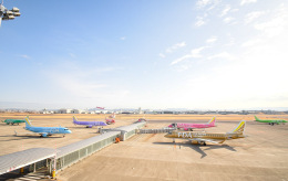 tamtam3839さんが、名古屋飛行場で撮影したフジドリームエアラインズ ERJ-170-200 (ERJ-175STD)の航空フォト(飛行機 写真・画像)