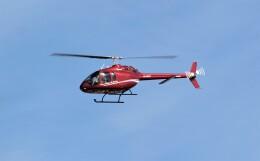 jp arrowさんが、名古屋飛行場で撮影したセコインターナショナル 505 Jet Ranger Xの航空フォト(飛行機 写真・画像)
