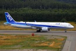 ▲®さんが、庄内空港で撮影した全日空 A321-272Nの航空フォト(飛行機 写真・画像)