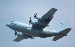 asuto_fさんが、福岡空港で撮影した航空自衛隊 C-130H Herculesの航空フォト(飛行機 写真・画像)