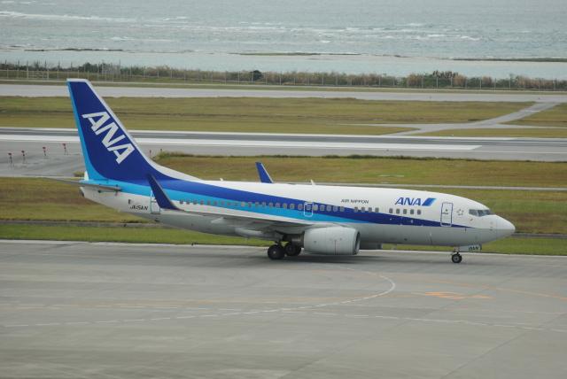 LEGACY-747さんが、羽田空港で撮影した全日空 737-781の航空フォト(飛行機 写真・画像)