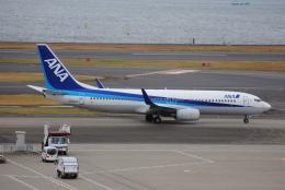 LEGACY-747さんが、羽田空港で撮影した全日空 737-881の航空フォト(飛行機 写真・画像)