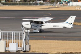 EosR2さんが、鹿児島空港で撮影した日本法人所有 172S Skyhawk SPの航空フォト(飛行機 写真・画像)