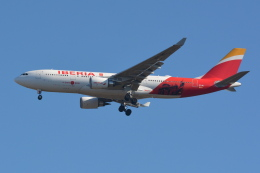 Deepさんが、成田国際空港で撮影したイベリア航空 A330-202の航空フォト(飛行機 写真・画像)