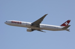 m_aereo_iさんが、成田国際空港で撮影したスイスインターナショナルエアラインズ 777-3DE/ERの航空フォト(飛行機 写真・画像)