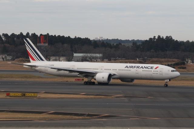 ショウさんが、成田国際空港で撮影したエールフランス航空 777-328/ERの航空フォト(飛行機 写真・画像)