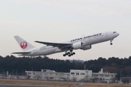 ショウさんが、成田国際空港で撮影した日本航空 777-246/ERの航空フォト(飛行機 写真・画像)