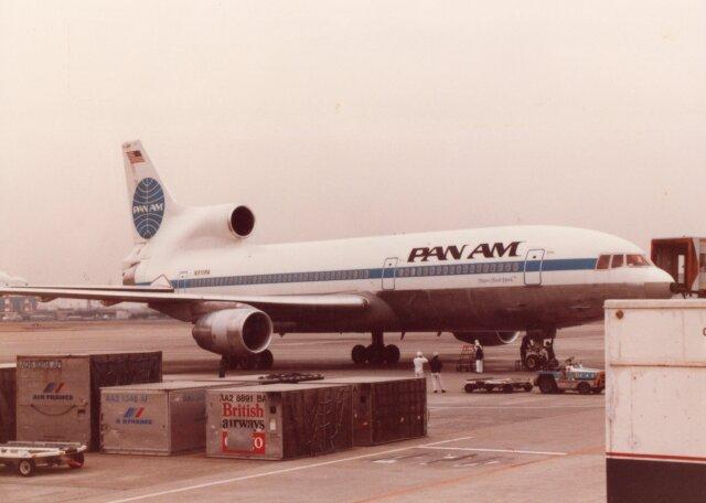 なかすぃ~さんが、伊丹空港で撮影したパン・アメリカン航空の航空フォト(飛行機 写真・画像)