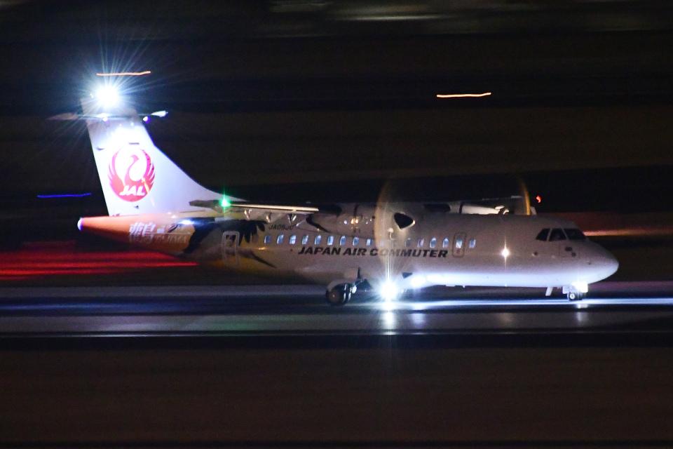 TOPAZ102さんの日本エアコミューター ATR 42 (JA05JC) 航空フォト