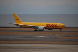 kwnbさんが、中部国際空港で撮影したDHL 777-Fの航空フォト(飛行機 写真・画像)