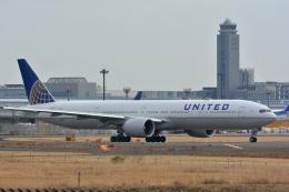 アルビレオさんが、成田国際空港で撮影したユナイテッド航空 777-322/ERの航空フォト(飛行機 写真・画像)