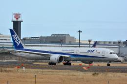 アルビレオさんが、成田国際空港で撮影した全日空 787-10の航空フォト(飛行機 写真・画像)