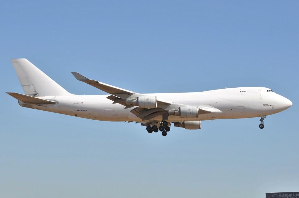 Flying A340さんのアトラス航空 Boeing 747-400 (N405KZ) 航空フォト
