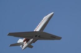 土岐のjunkoさんが、名古屋飛行場で撮影した日本エアロスペース 680 Citation Sovereignの航空フォト(飛行機 写真・画像)