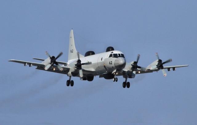 isiさんが、厚木飛行場で撮影した海上自衛隊 UP-3Dの航空フォト(飛行機 写真・画像)