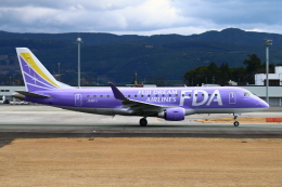 myoumyoさんが、熊本空港で撮影したフジドリームエアラインズ ERJ-170-200 (ERJ-175STD)の航空フォト(飛行機 写真・画像)