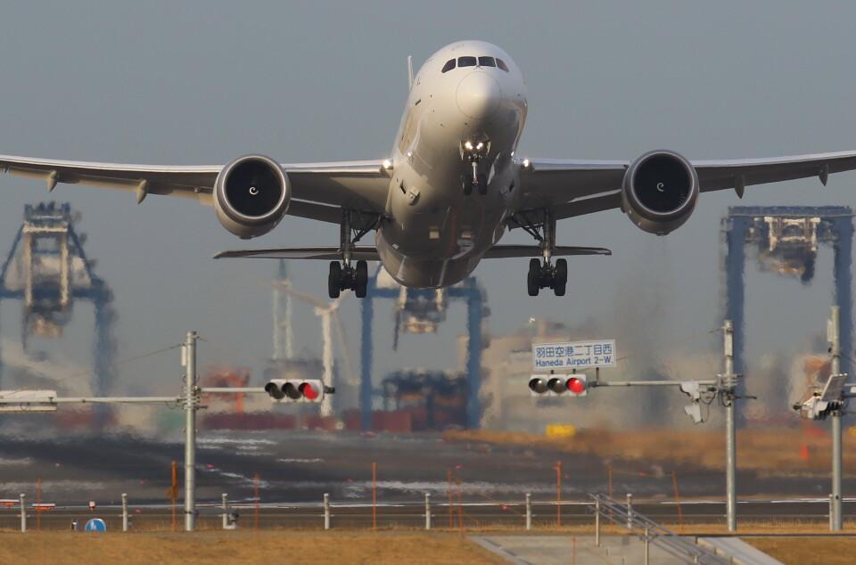 VIPERさんの日本航空 Boeing 787-8 Dreamliner (JA849J) 航空フォト