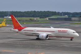 Flying A340さんが、成田国際空港で撮影したエア・インディア 787-8 Dreamlinerの航空フォト(飛行機 写真・画像)