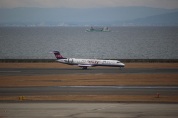 kwnbさんが、中部国際空港で撮影したアイベックスエアラインズ CL-600-2C10 Regional Jet CRJ-702の航空フォト(飛行機 写真・画像)