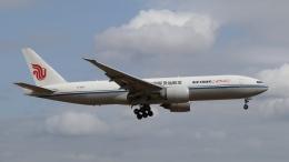 raichanさんが、成田国際空港で撮影した中国国際貨運航空 777-FFTの航空フォト(飛行機 写真・画像)