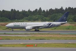 神宮寺ももさんが、成田国際空港で撮影したアリタリア航空 A330-202の航空フォト(飛行機 写真・画像)